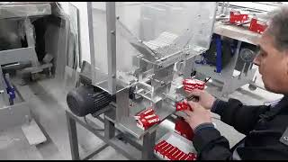 Slim Sigara Filtresi Kutuya Dolum Makinası, Cigarette Filter Packing Machine