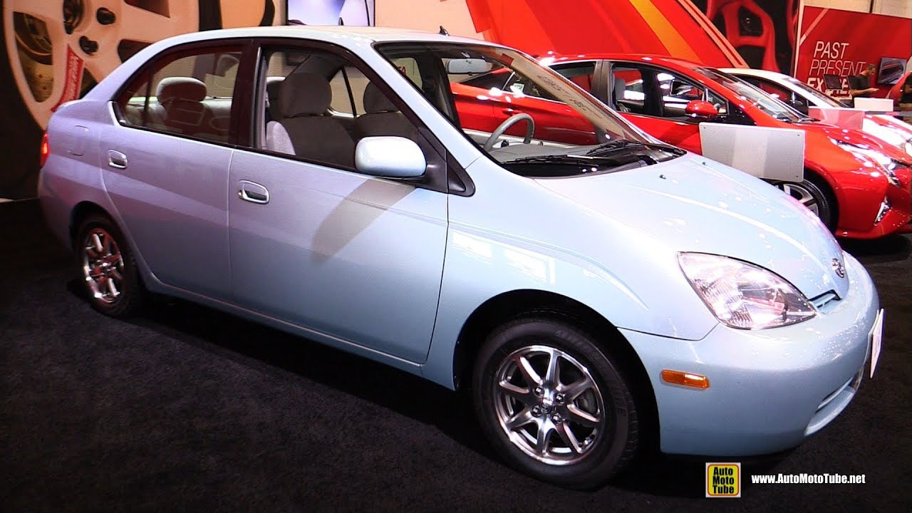 2000 Toyota Prius Museum First Generation Exterior And Interior Walkaround Sema 2016