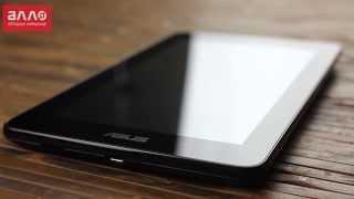 видео-обзор планшета Asus MeMO Pad