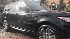 Range Rover Sport Detailing Tips by SPORTIES Mobile Detailing