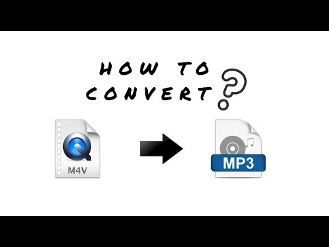 [Windows] How to Convert M4V to MP3 Within a Few Clicks