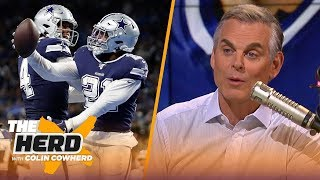 Cowboys will beat Patriots, Texans win on TNF showed why Tua won't fall in draft | NFL | THE HERD