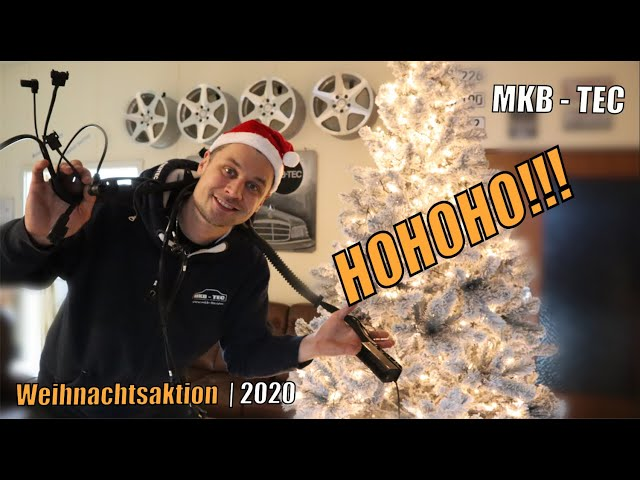 MKB TEC | Weihnachtsaktion 2020