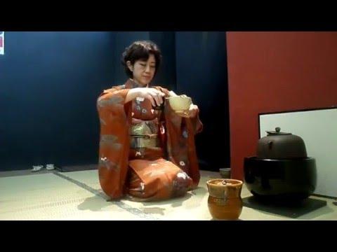 Ohayo Japan : Initiation à la cérémonie du thé