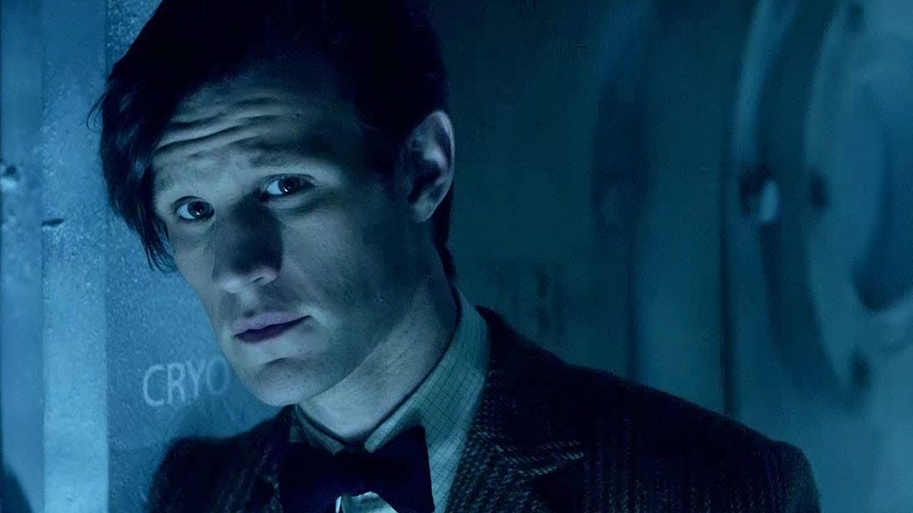 The Ghost of Christmas Past, Present and Future | A Christmas Carol | Doctor Who - YouTube