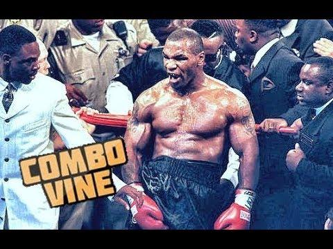 Mike Tyson - COMBO VINE