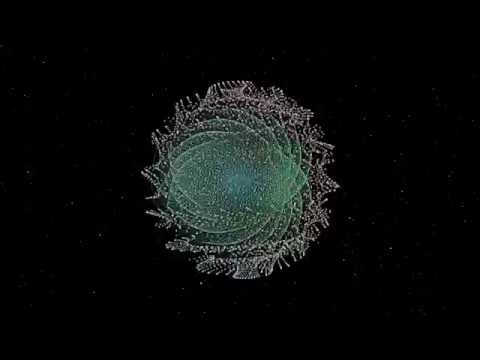 """M"" - Music by Carbon Based Lifeforms, Visual Music by Chaotic"