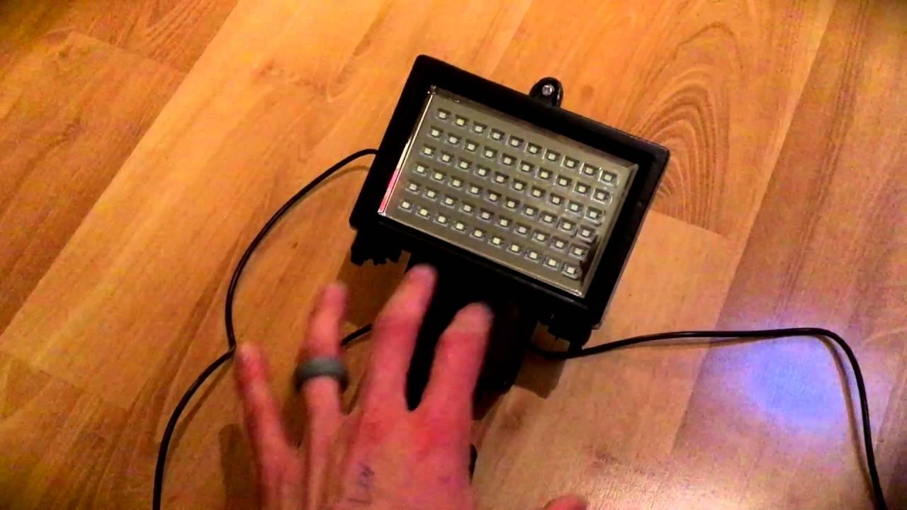 High output solar spot light - Homdox 60led Motion Sensor Light Spotlight Solar Powered Outdoor Light Amazon Youtube