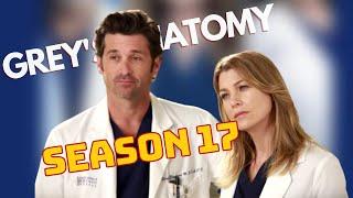 Grey's Anatomy Season 17 Confirmed: Premiere Date & Cast (Teddy & Owen's Future Revealed)