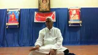 Day 12- Kathopanishad Discourse by Shri Bannanje Govindacharya-  at SKV Temple, San Jose