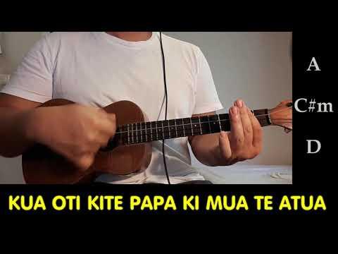 Taku Kimianga - Ukulele Cover with chords and lyrics