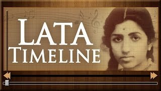 Lata Mangeshkar Timeline - Jukebox - Evergreen Old Songs of Lata Mangeshkar