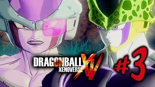 Dragon Ball Xenoverse - Parte 3: Freeza e Cell!! [ Playstation 4 - Playthrough em PT-BR ]