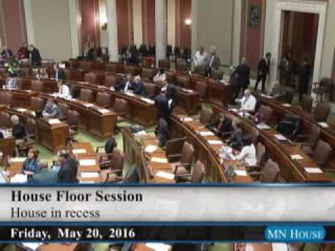 House Floor session - part 2  5/20/16