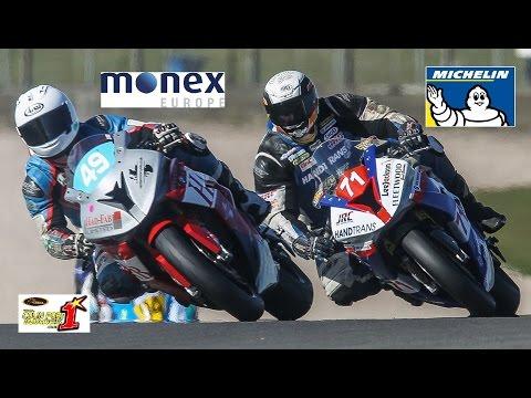 Michelin GP1 Elite & Monex GP1 Sportsman DoningtonGP 2017