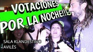 VOTACIONES POR LA NOCHE!!!