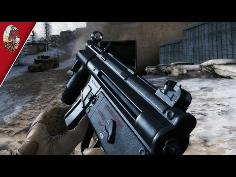 Insurgency: All Weapons Shown