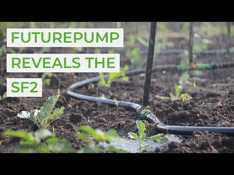 Solar powered irrigation - The Futurepump SF2