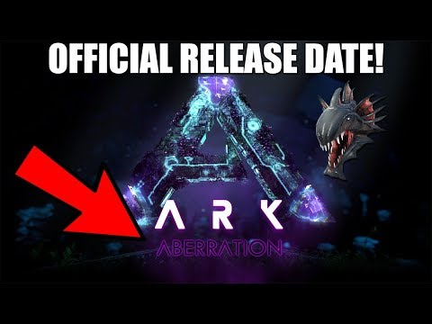 ABERRATION OFFICIAL RELEASE DATE!!