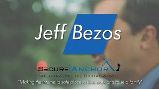 Jeff Bezos - Dr Eric Cole's Security Tips