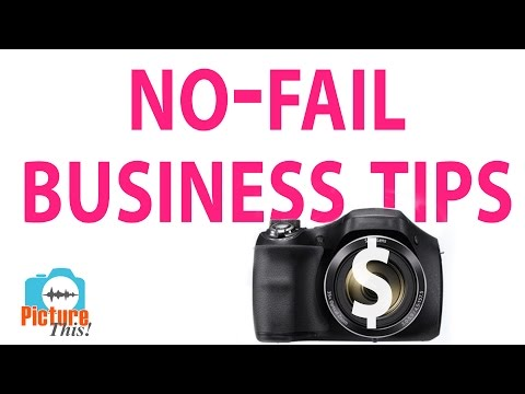 No-Fail Business Tips