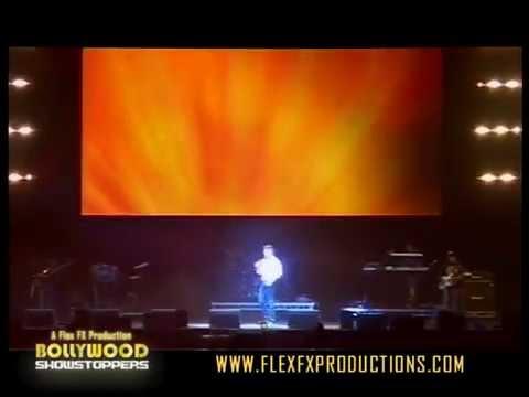 Shaan Live @The O2 London. Bollywood Showstoppers 2013. Rock N Roll Soniye - Kabhi Alvida Na Kehna.