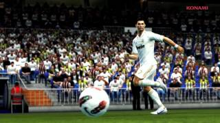 Pro Evolution Soccer 2013 PES E3 2012 Game Trailer - PC PS3 X360 PS2 PSP Wii 3DS