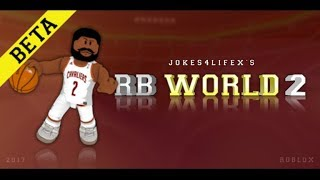 """HE LAGGED HIM OUT"" Roblox - RB World 2 #21"