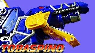Tobaspino Review! (Zyuden Sentai Kyoryuger)