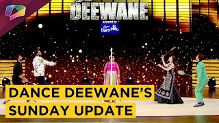 Dance deewane upcoming episodes