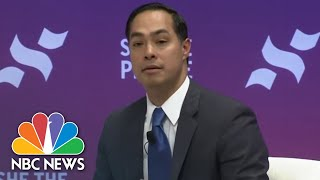 2020 Presidential Candidate Julian Castro: 'I Believe In A Woman's Right To Choose' | NBC News