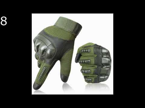 Taktische Paintballhandschuhe mit Protektorenschutz Softair Handschuhe Gotcha