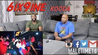 6IX9INE 'Kooda' (WSHH Exclusive - Official Music Video) (Reaction)