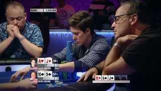 Европейский Покерный Тур 10. PCA. Турнир суперхайроллеров 3/4