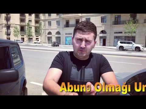 Resul Abbasov Taksi Bu adam bütün borclarını müşterilere ödetdirmek istiyir