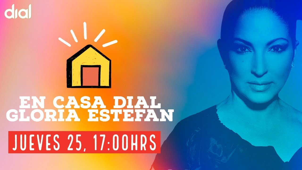 Gloria Estefan ¡la superestrella latina en entrevista con Cadena Dial!