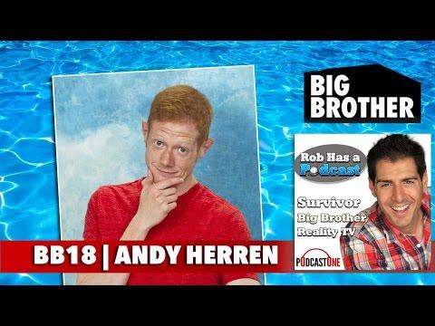 Big Brother 18 Wednesday Week 9 | BB18 Episode 29 Recap & Andy Herren Interview | August 24, 2016