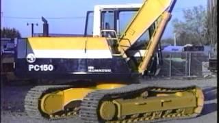 Komatsu Excavator Maintenance