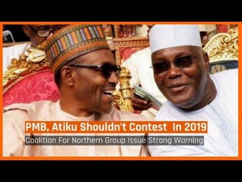 Nigeria News Today: Buhari, Atiku Shouldn't Contest Presidency In 2019 (22/05/2018)