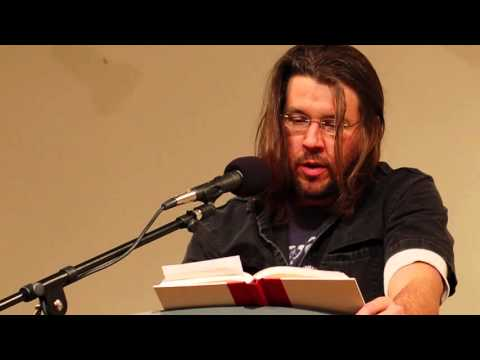 """[Full] David Foster Wallace reads """"Big Red Son"""" (his 1998 visit to the Adult Video News Expo)"""