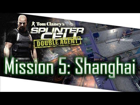LP: Splinter Cell: Double Agent - Mission 5: Shanghai