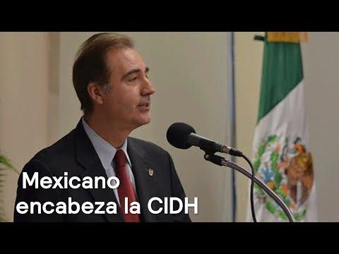 Eduardo Ferrer Mac Gregor, nuevo presidente de la CorteIDH - Despierta con Loret