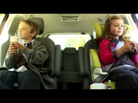 Day Trip With Clek Booster Seats | Oobr & Olli