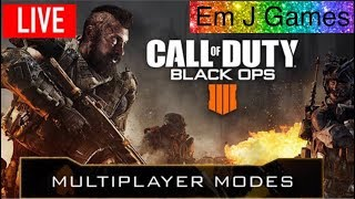 ❤️ LIVE❤️ Call Of Duty - Black Ops 4 - Chilling Stream - PC Gameplay - COD BO4 #TeamEmma #COD #LIVE