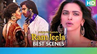 Ram-Leela - Best Scene Part 1 | Ranveer Singh and Deepika Padukone | 7 Years Of Celebration