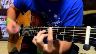 ポートレイト 豊崎愛生 Acoustic Guitar Instrumental