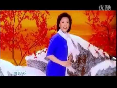紅色經典《紅梅贊》彭麗媛--中國第一夫人