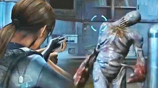 Biohazard Revelations Unveiled Edition PS4 Gameplay
