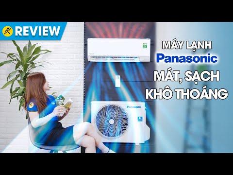 Máy lạnh Panasonic 1 HP: làm mát, làm khô thoáng, làm sạch không khí (N9WKH-8M) • Điện máy XANH