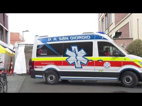 Top News - Serbia raporton rastin e parë me koronavirus